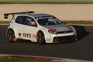 Volkswagen Golf24 (2011): VW's new 'Ring racer