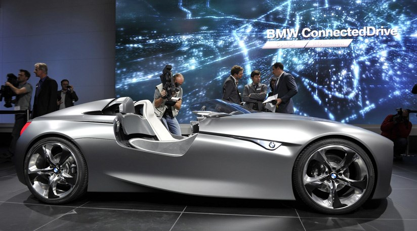 BMW Vision ConnectedDrive (2011) first pictures by CAR Magazine