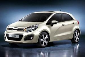 It's the new 2011 Kia Rio
