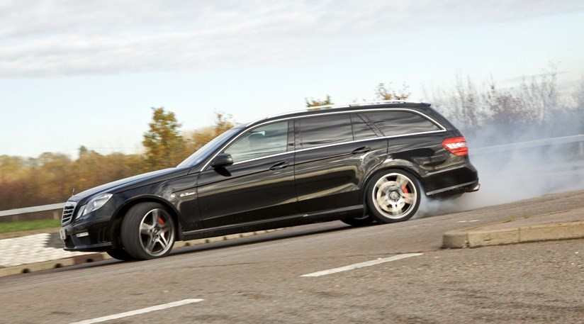 Mercedes E63 AMG Estate (2011) long-term test review by ...