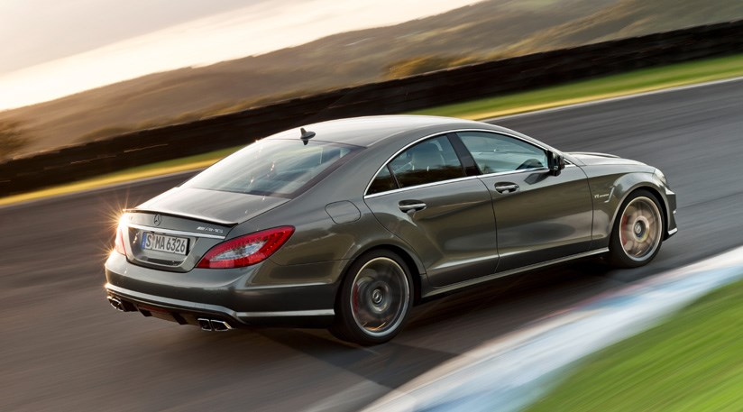Brabus Wheels For 2011 Mercedes CLS
