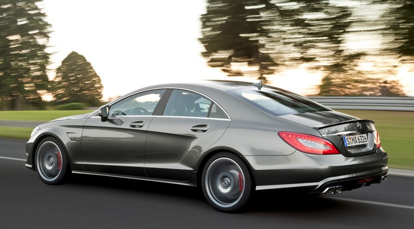 Mercedes CLS63 AMG 2011 review by CAR Magazine