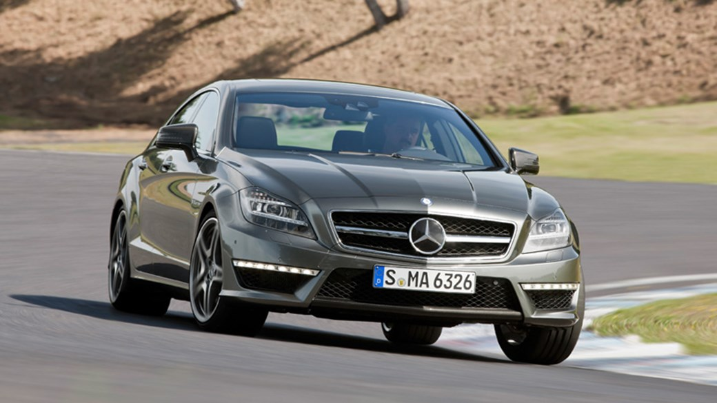 Mercedes CLS350 CDI BlueEfficiency (2011) review by CAR Magazine