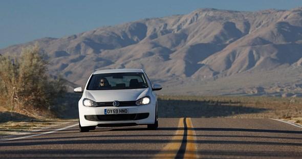 VW Bluemotion road trip across America