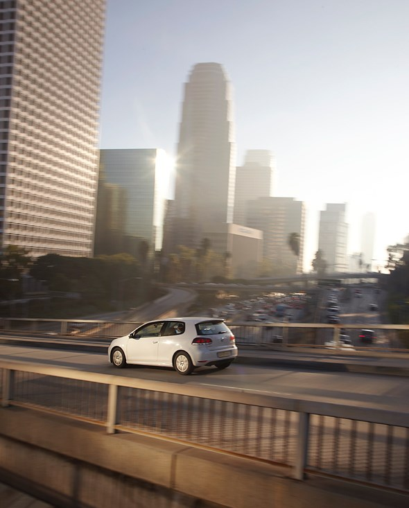 VW Bluemotion Across America - East To West