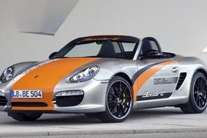 Porsche Boxster E (2011)