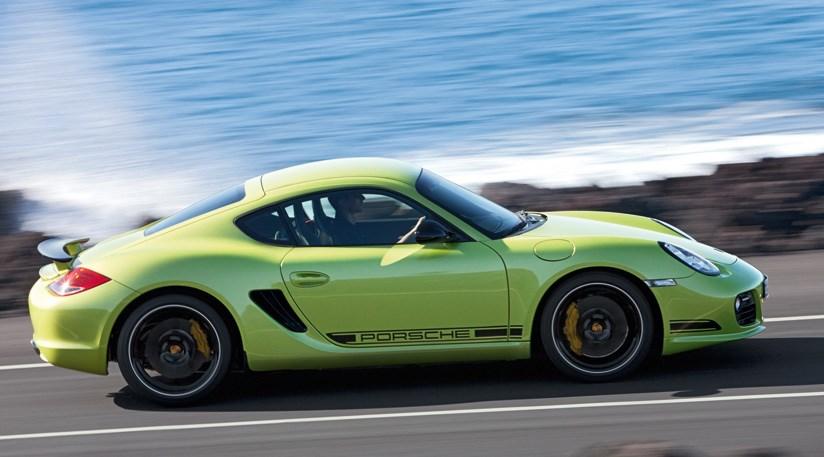 Porsche Cayman R PDK (2011) review | CAR Magazine
