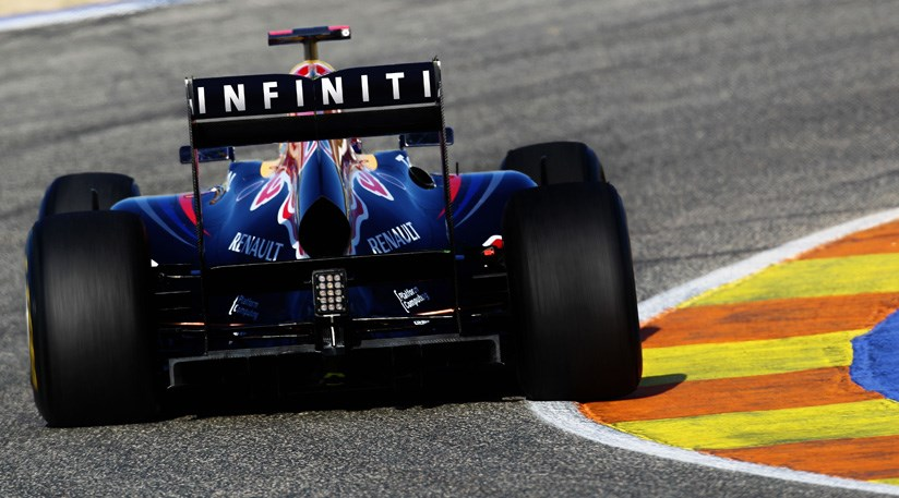 Mark Webber S Red Bull Rbr3 F1 Car Goes Up For Sale: Infiniti Signs F1 Deal With Red Bull Racing