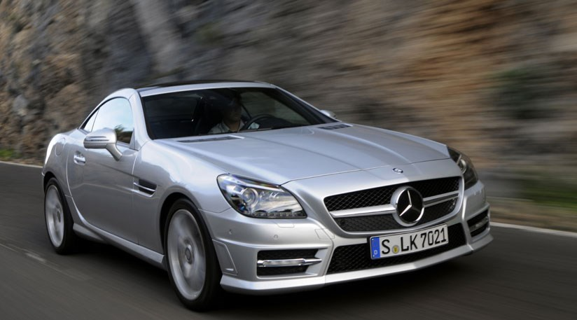 Mercedes Slk 250 2011 Review By Car Magazine