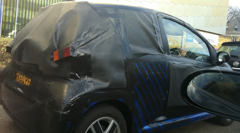 Mystery City Car Solved It 39 S A Toyota Aygo By Car Magazine