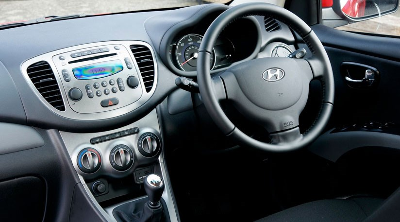 Hyundai i10 Blue (2011) review | CAR Magazine
