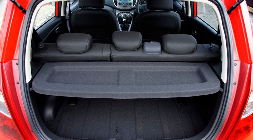 Hyundai I10 Blue 2011 Review Car Magazine
