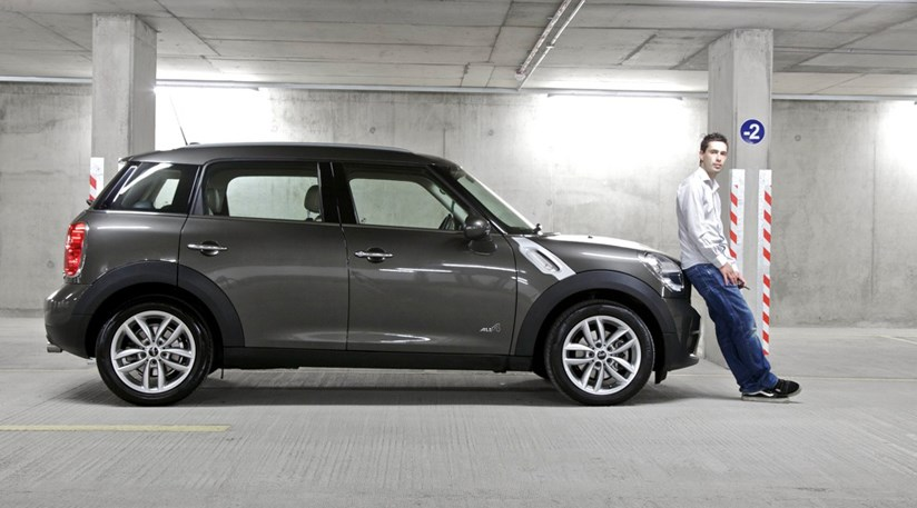 More Info On Mini Countryman