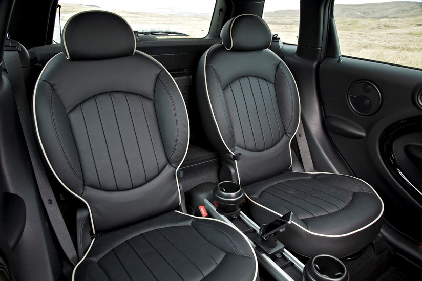 Mini Countryman Cooper D All4 2011 longterm test review by CAR