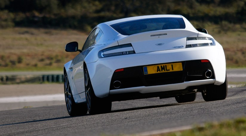 Aston Martin V Vantage S Review CAR Magazine - Aston martin vantage s
