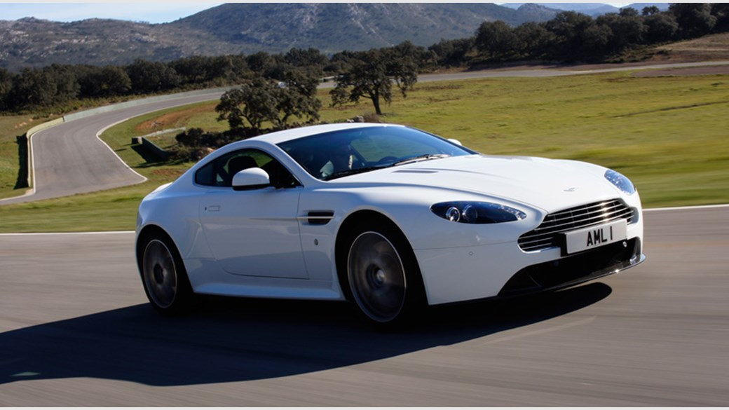 Aston Martin V Vantage S Review CAR Magazine - Aston martin vantage v8