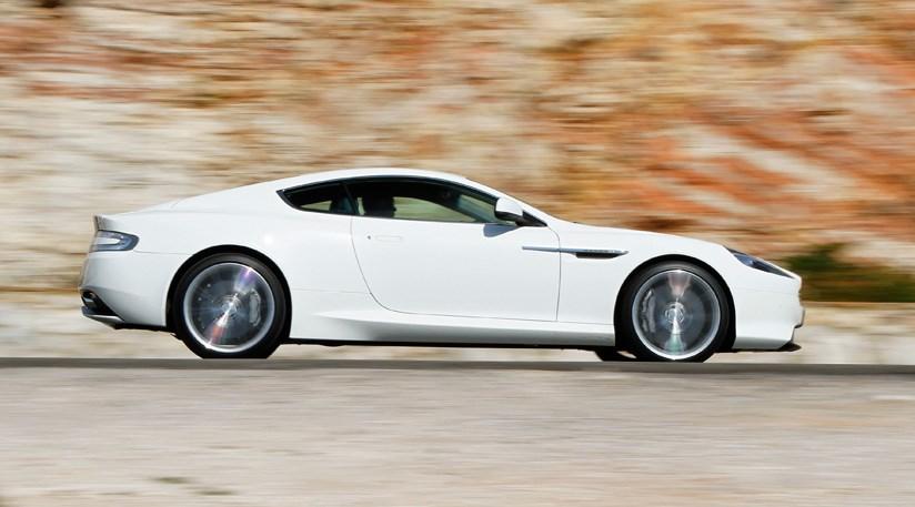 Aston Martin Virage Review CAR Magazine - Aston martin virage