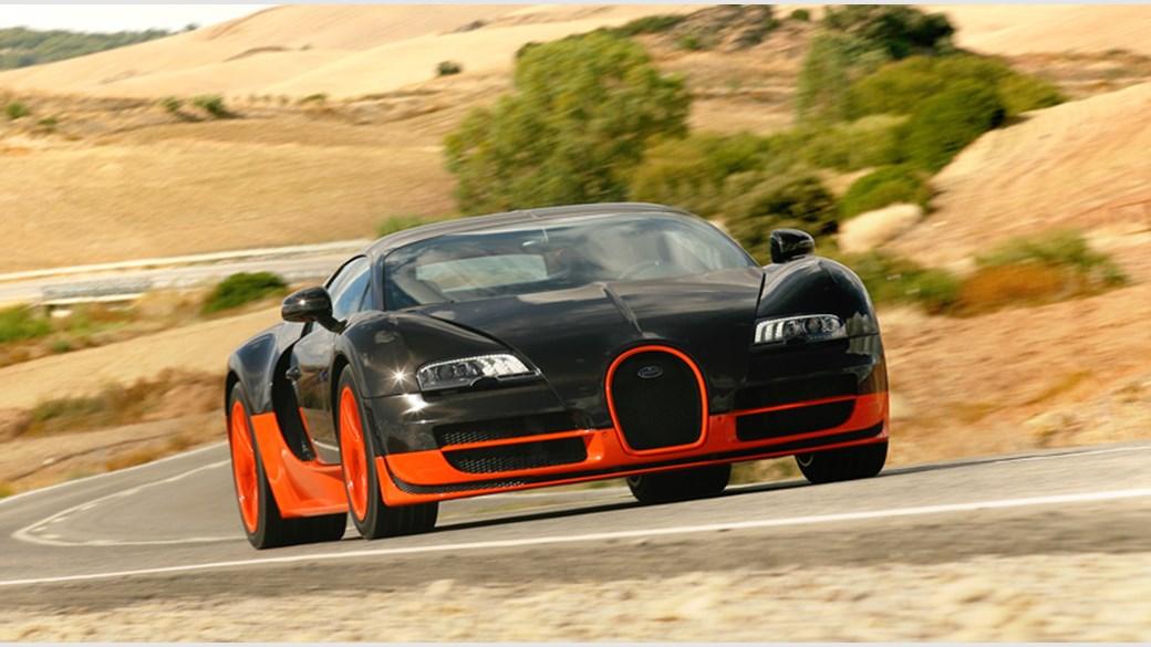 bugatti veyron 16.4 super sport (2011) review | car magazine