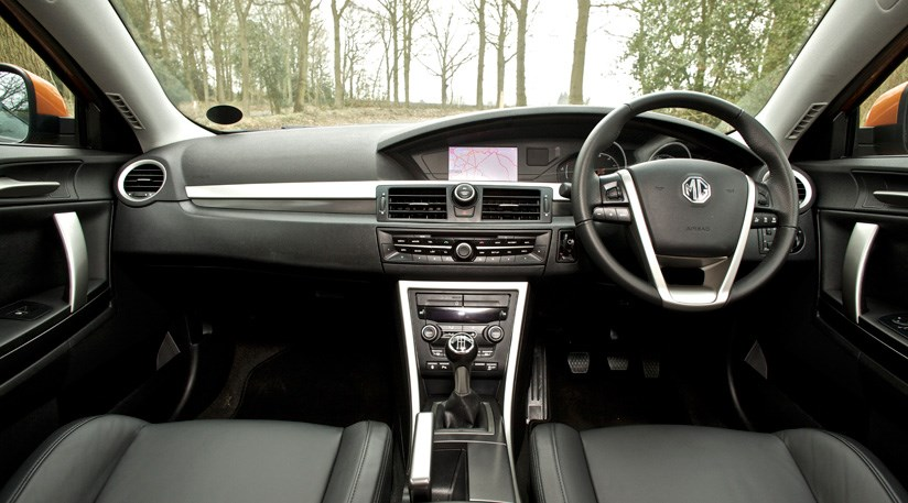 MG 6 1 8 Turbo (2011) review   CAR Magazine