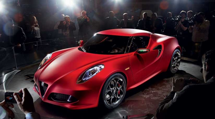 gavin green why the alfa 4c should be a lotus by car magazine. Black Bedroom Furniture Sets. Home Design Ideas