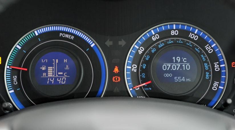 Toyota Auris Hsd 2011 Review Car Magazine
