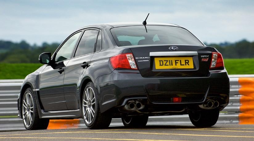 Subaru Impreza Lease >> Subaru WRX STI (2011) review | CAR Magazine