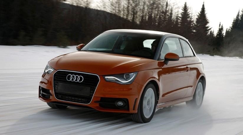 Audi A1 Business Line >> Audi A1 Quattro prototype (2011) review | CAR Magazine
