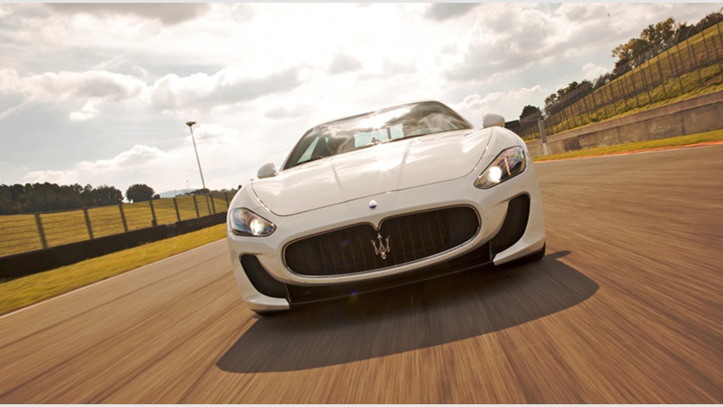Maserati Gran Cabrio (2011) review | CAR Magazine