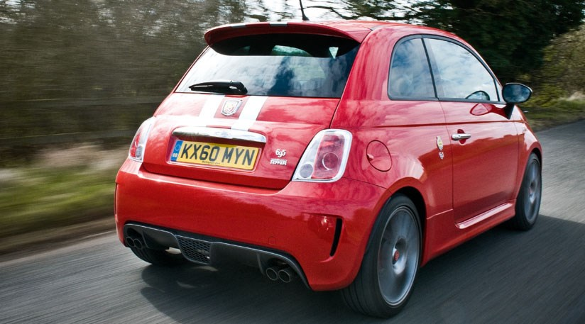 Abarth 695 Tributo Ferrari 2011 Review Car Magazine