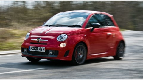 Abarth 695 Tributo Ferrari 2011 Review By Car Magazine