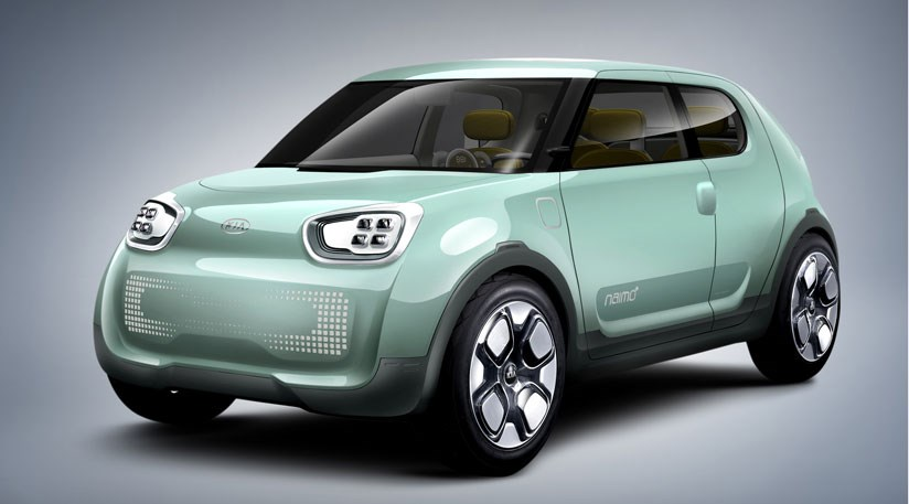 Kia Naimo Concept 2011 First Official Pictures By Car