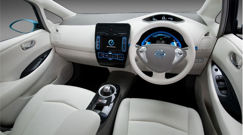 Nissan Leaf Electric Car Review By Car Magazine