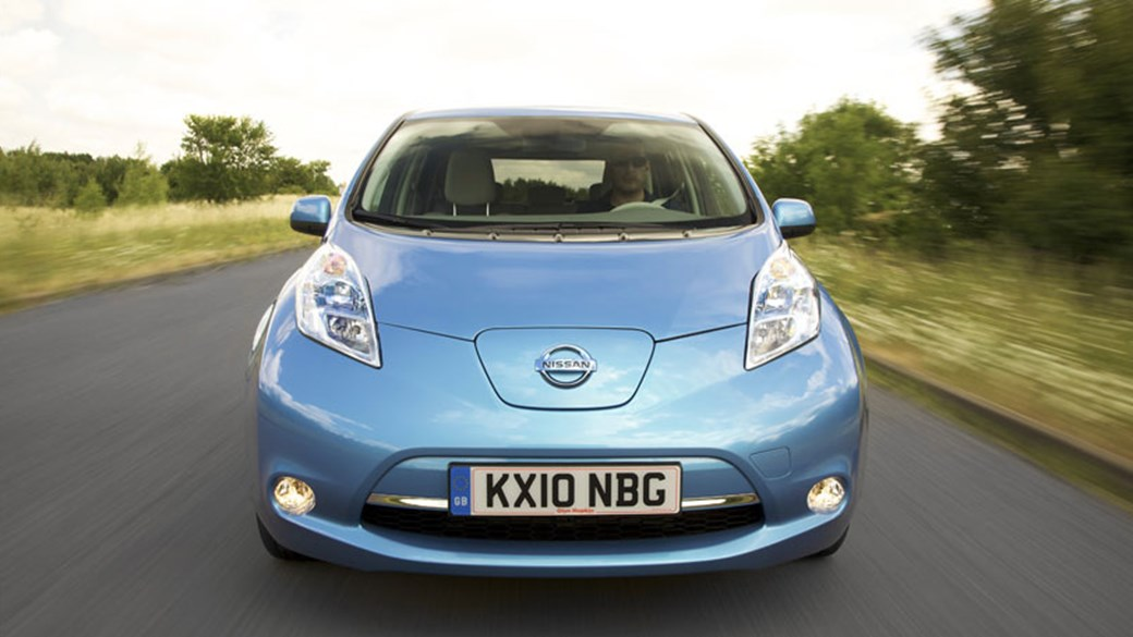 Nice Nissan Leaf Electric Car (2011) Review