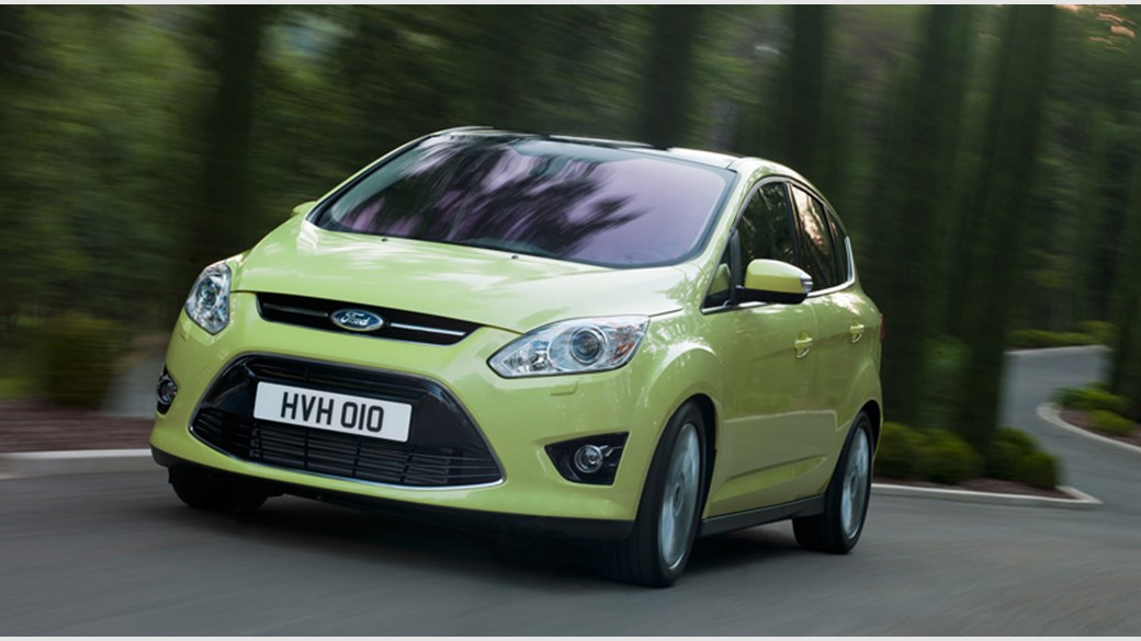 Ford CMax 16 TDCI 2011 review by CAR Magazine