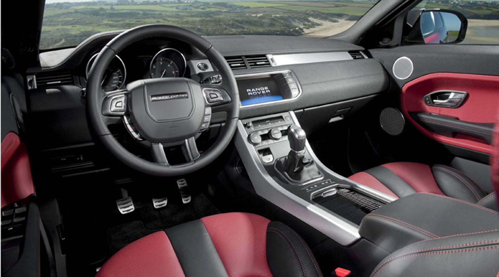 Range Rover Evoque 2011 Uk Prices Announced Car Magazine