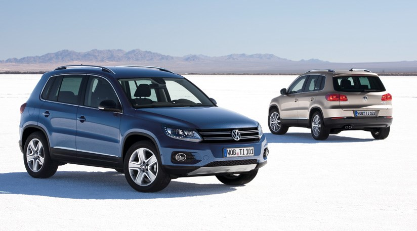 vw tiguan 2015 first details of the next generation by car magazine. Black Bedroom Furniture Sets. Home Design Ideas