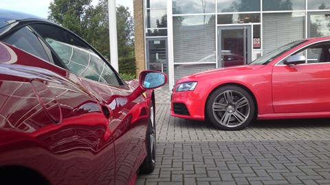 Audi RS5 (2011) long-term test review