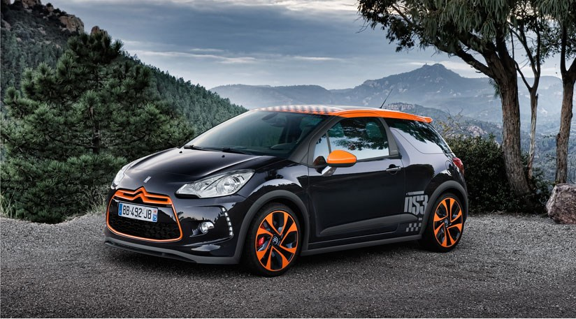 citroen ds3 racing 2011 review by car magazine. Black Bedroom Furniture Sets. Home Design Ideas