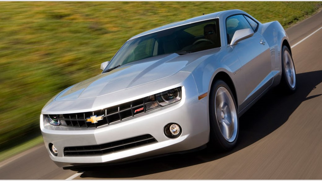 chevrolet camaro v6 (2011) reviewcar magazine