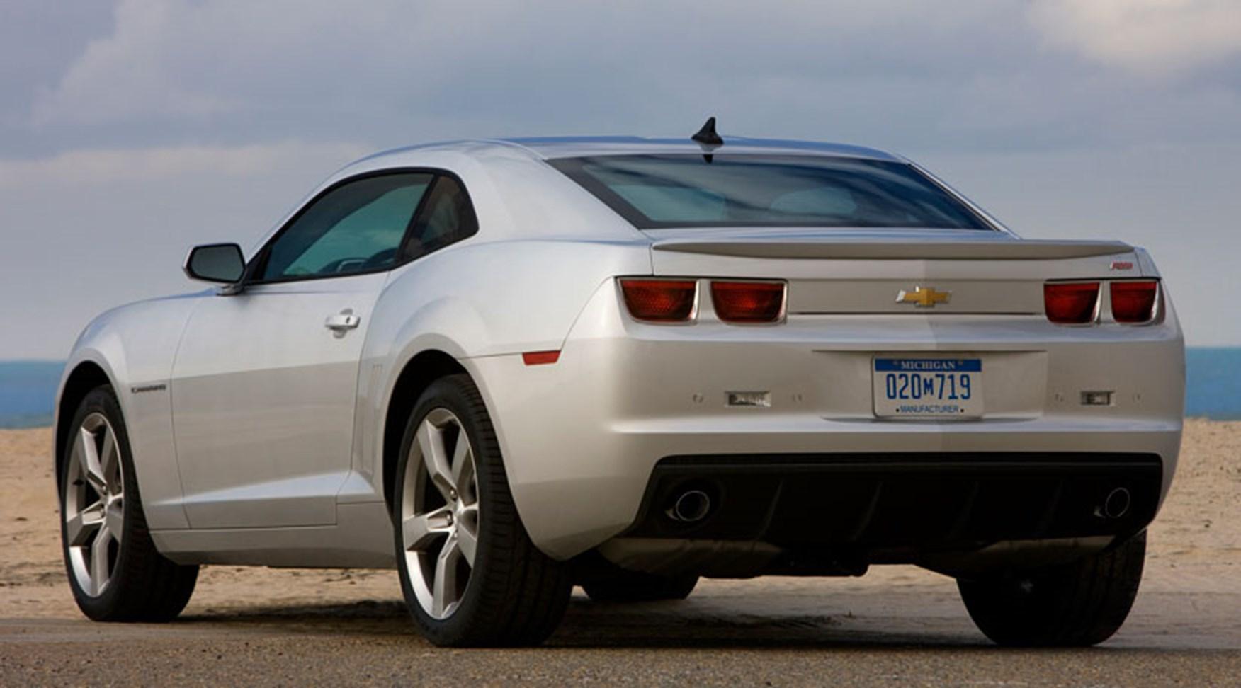 Chevrolet Camaro V6 2011 Review By Car Magazine