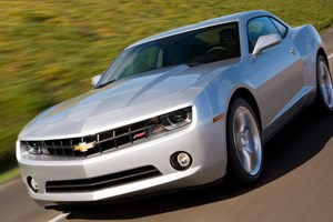 Chevrolet Camaro 2LT RS CAR Review