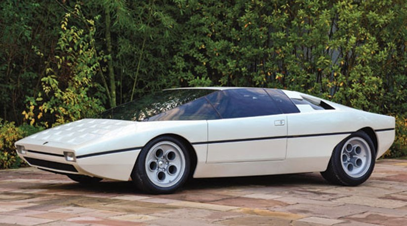 Time to dream: Bertone legends to be sold | CAR Magazine