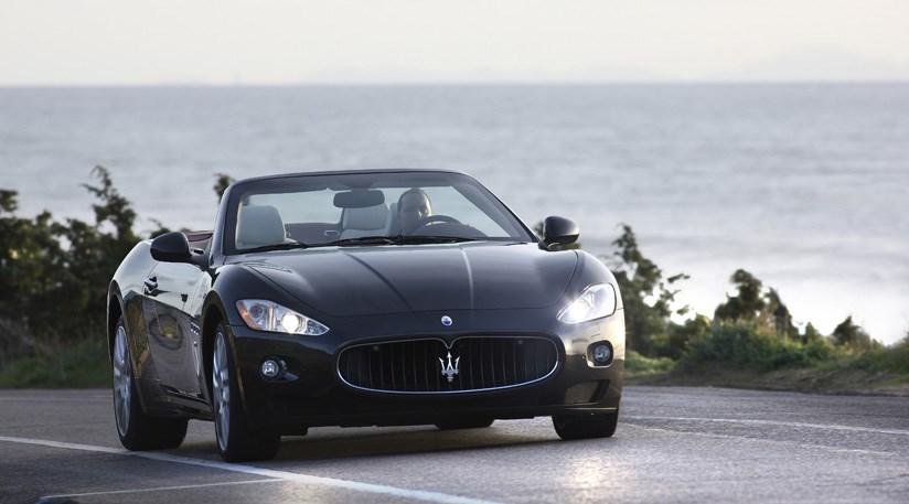 Maserati Gran Cabrio (2011) review | CAR Magazine