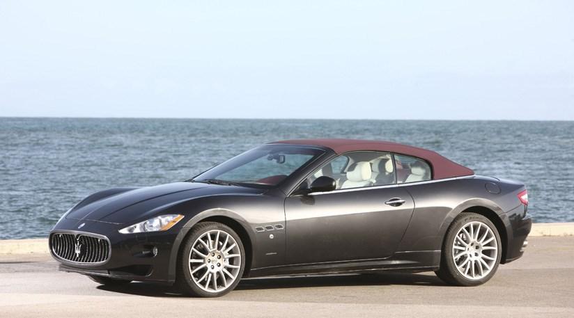 Maserati Gran Cabrio 2011 Review Car Magazine