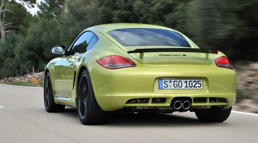 Porsche Cayman R 2011 Review Car Magazine