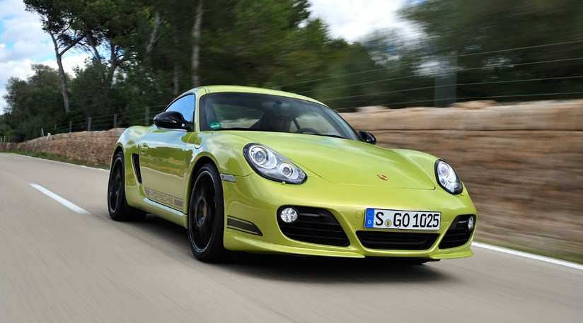 Porsche Cayman R (2011) review | CAR Magazine