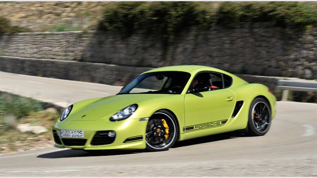 Porsche Cayman R (2011) review | CAR Magazine