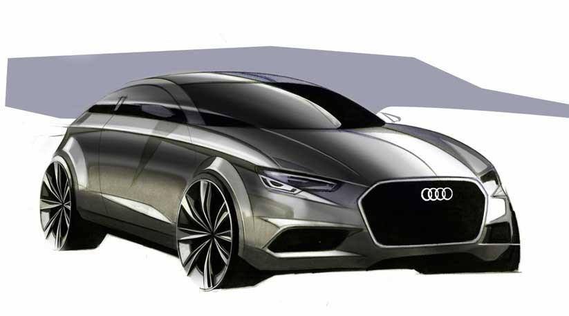 Audi A3, Audi A3 Sportback, Audi A3 Sedan