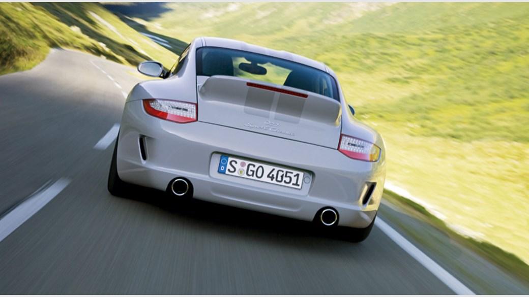 Porsche 911 Sport Classic 2011 Review Car Magazine
