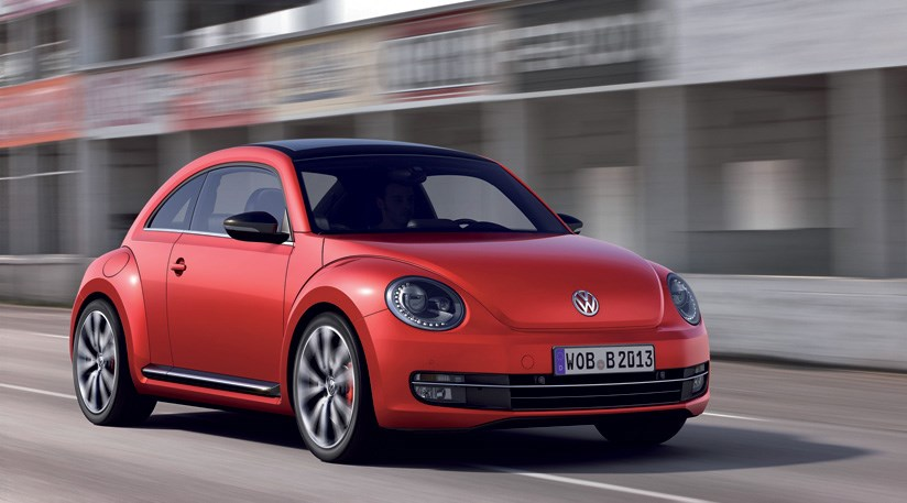 Volkswagen Beetle 2011 first official pictures by CAR Magazine